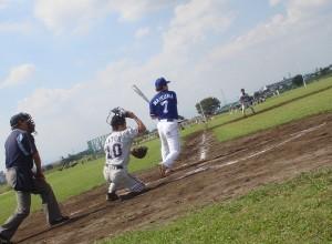 maikuma hitting